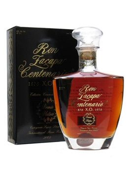 Ron zacapa centenario xo rum 1876 1976 the whisky exchange for Food bar zacapa