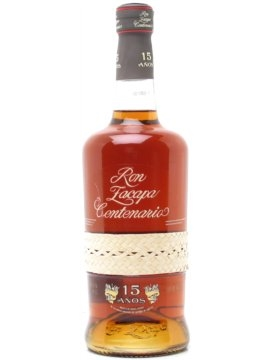 Ron zacapa centenario rum sistema solera 15 for Food bar zacapa
