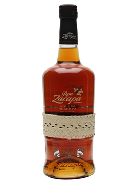 Ron zacapa centenario rum sistema solera 15 the whisky for Food bar zacapa