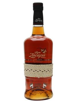 Ron zacapa centenario rum sistema solera 15 the whisky for Food bar zacapa