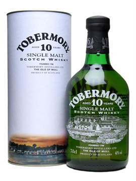 Tobermory 10 Year Old / Old Presentation