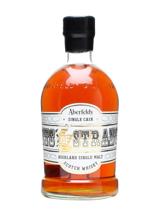 Aberfeldy 16 Year Old / Bits Of Strange Highland Whisky
