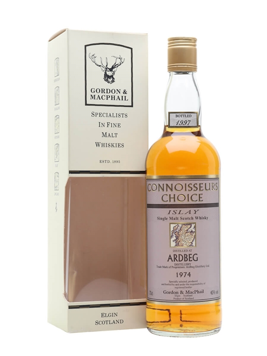 Ardbeg 1974 / Bot.1997 Islay Single Malt Scotch Whisky