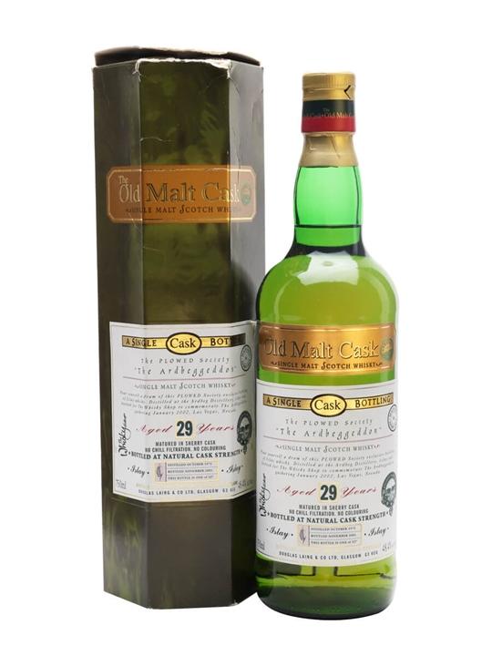 Ardbeggeddon 1972 / 29 Year Old / Old Malt Cask Islay Whisky
