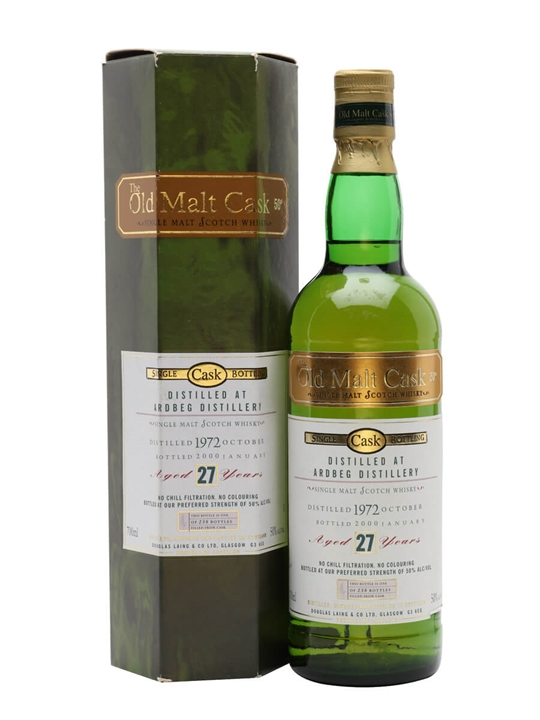 Ardbeg 1972 / 27 Year Old / Douglas Laing Islay Whisky