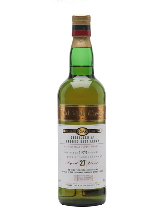 Ardbeg 1973 / 27 Year Old / Old Malt Cask Islay Whisky