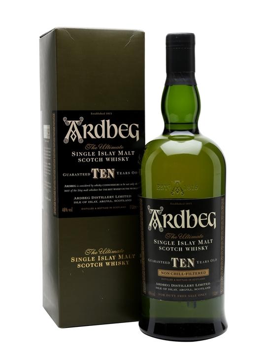 Ardbeg 10 Year Old / Bot.2000s Islay Single Malt Scotch Whisky
