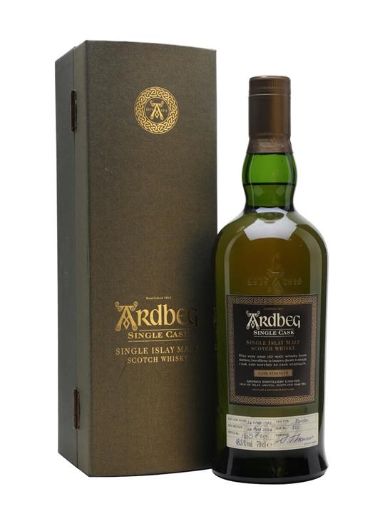 Ardbeg 1972 / Cask 866 Islay Single Malt Scotch Whisky