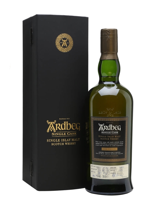 Ardbeg 1974 / Cask 4985 Islay Single Malt Scotch Whisky