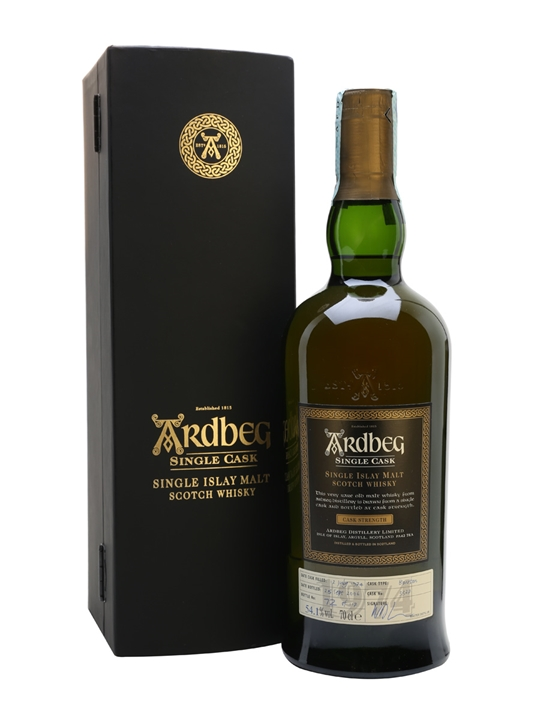 Ardbeg 1974 / Cask 3327 Islay Single Malt Scotch Whisky