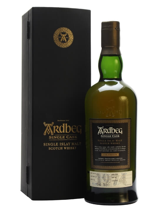 Ardbeg 1974 / Cask 3324 Islay Single Malt Scotch Whisky