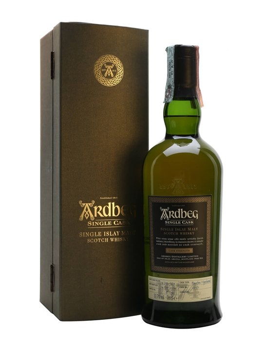 Ardbeg 1974 / Cask 2739 Islay Single Malt Scotch Whisky