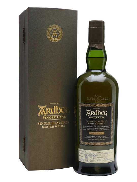Ardbeg 1975 / Cask 4699 Islay Single Malt Scotch Whisky