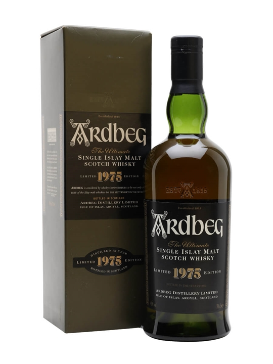 Ardbeg 1975 / Bottled 2000 Islay Single Malt Scotch Whisky