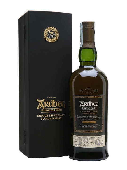 Ardbeg 1976 / 31 Year Old / Cask 2397 / Sherry Butt Islay Whisky
