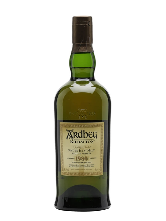 Ardbeg Kildalton 1980 Islay Single Malt Scotch Whisky