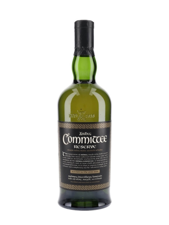 Ardbeg Committee Reserve Islay Single Malt Scotch Whisky