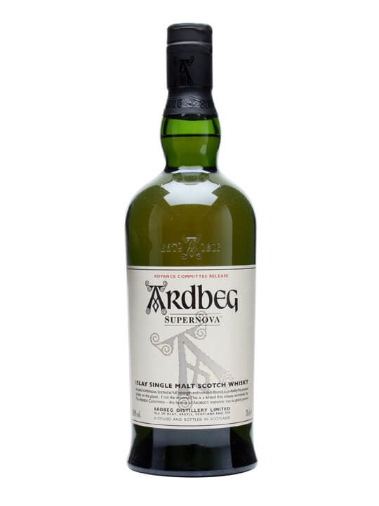 Ardbeg Supernova / Committee Reserve Islay Single Malt Scotch Whisky