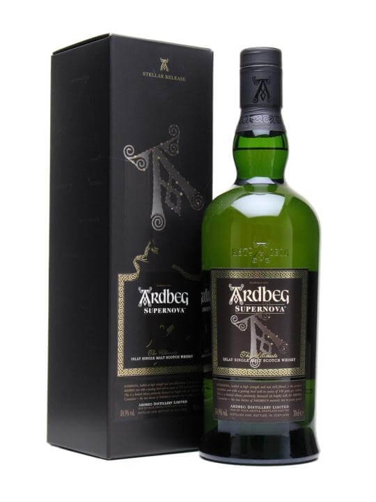 Ardbeg Supernova 2009 Islay Single Malt Scotch Whisky