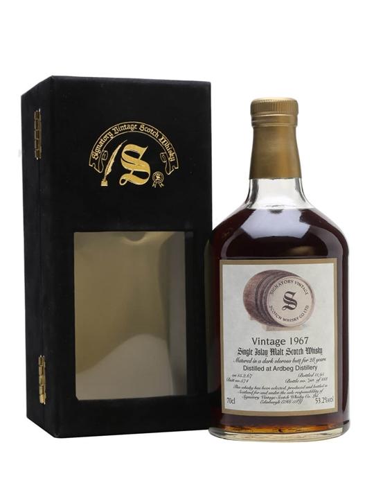 Ardbeg 1967 / 28 Year Old / Sherry Cask Islay Whisky