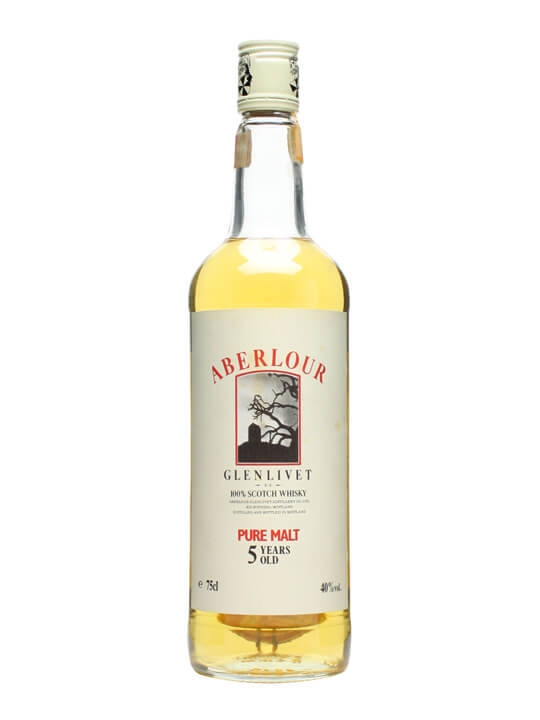 Aberlour 5 Year Old / Bot. Early 1980s Speyside Whisky