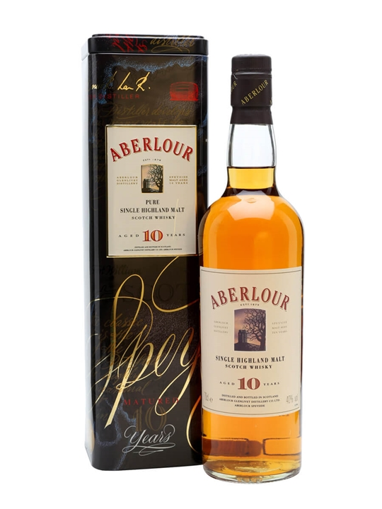 Aberlour 10 Year Old / Bot.1990s Speyside Single Malt Scotch Whisky