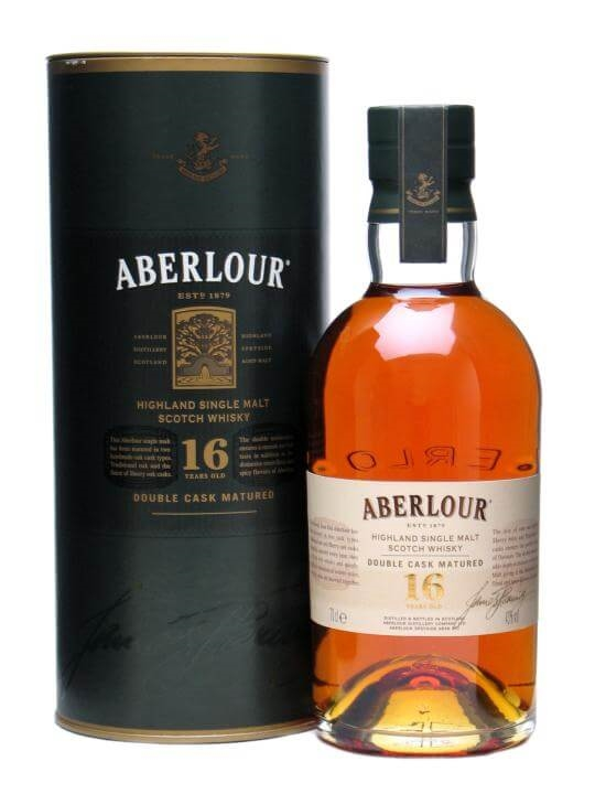 Aberlour 16 Year Old / Double Cask Speyside Single Malt Scotch Whisky