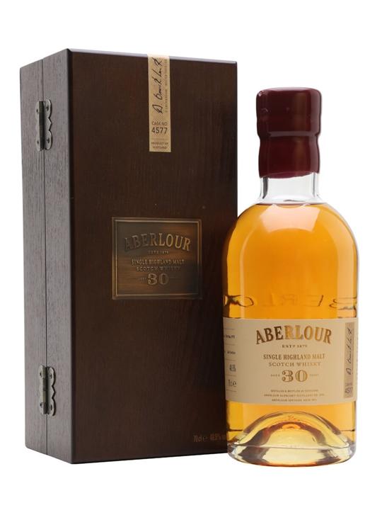 Aberlour 1975 / 30 Year Old Speyside Single Malt Scotch Whisky