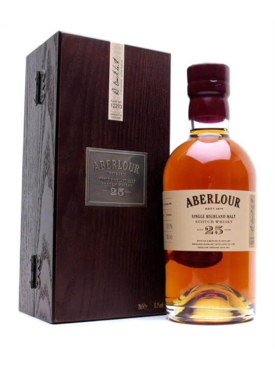 Aberlour 1980 / 25 Year Old / Cask# 12293 Speyside Whisky