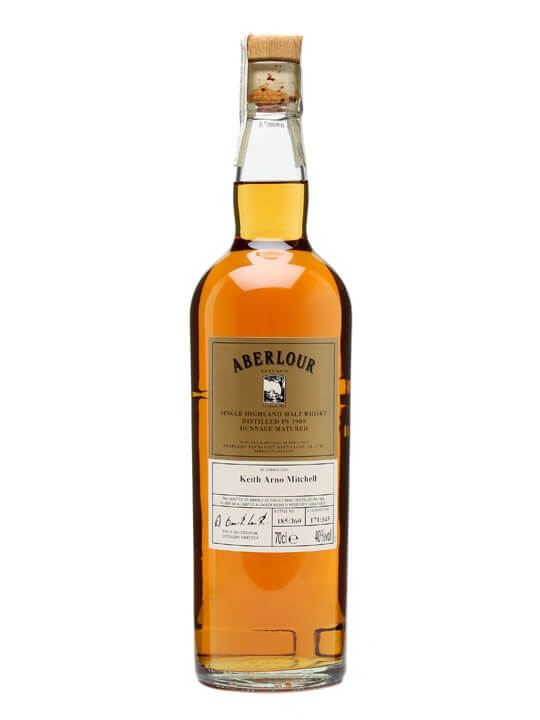 Aberlour 1989 Millennium Speyside Single Malt Scotch Whisky