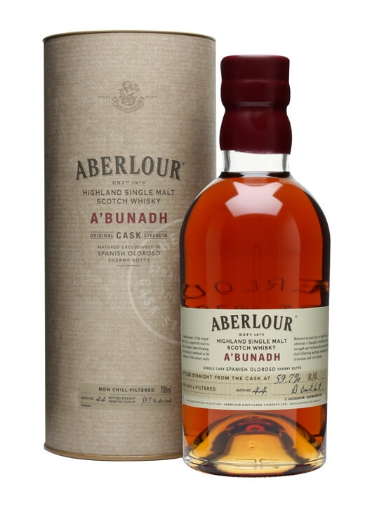 Aberlour A'bunadh / Batch 44 Speyside Single Malt Scotch Whisky