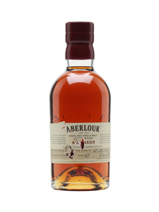 Aberlour A'bunadh / Batch 45 Speyside Single Malt Scotch Whisky