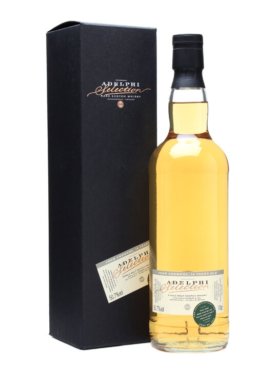 Ardmore 1992 / 18 Year Old / Cask #4998 / Adelphi Speyside Whisky