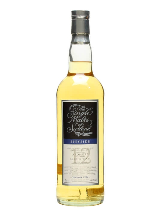 Ardmore 1994 / 12 Year Old Speyside Single Malt Scotch Whisky