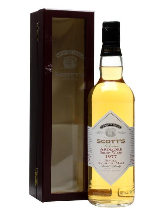 Ardmore 1977 / Bot.2003 / Scott's Selection Speyside Whisky