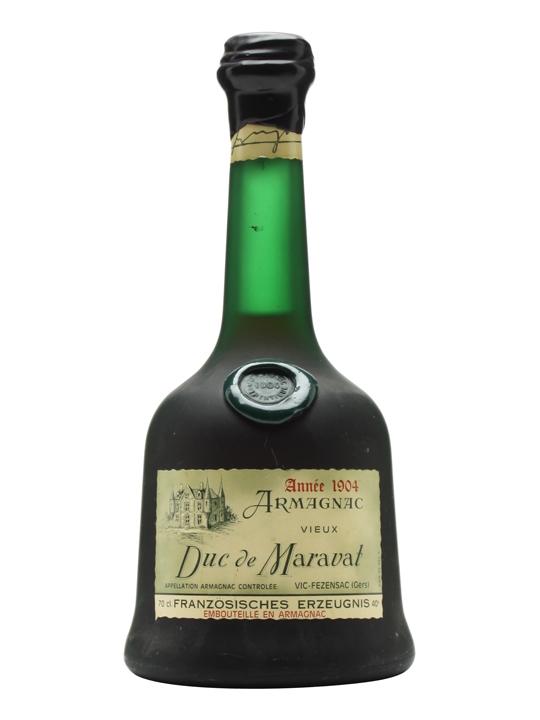 Duc de Maravat 1904 Armagnac