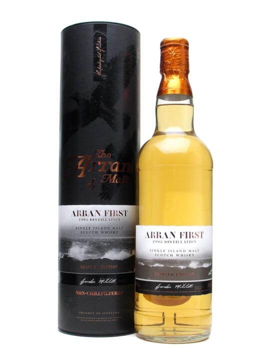 Arran 1995 First Island Single Malt Scotch Whisky