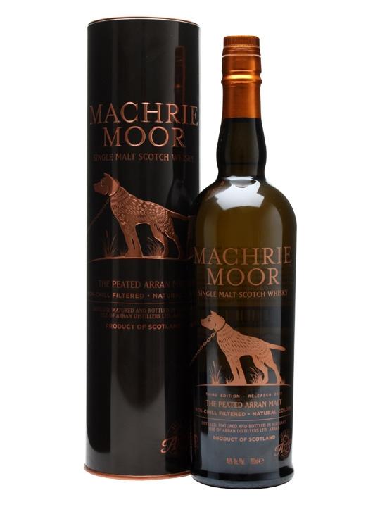 Arran Machrie Moor / Third Edition / Peated Island Whisky