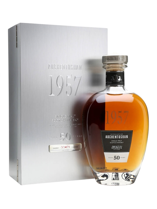 Auchentoshan 1957 / 50 Year Old / Sherry Cask #479 Lowland Whisky