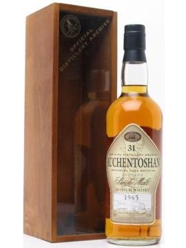 Auchentoshan 1965 / 31 Year Old Lowland Single Malt Scotch Whisky