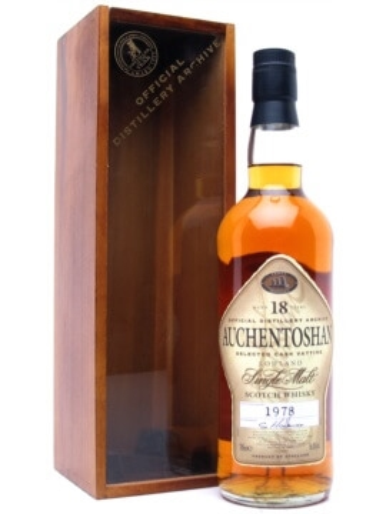 Auchentoshan 1978 / 18 Year Old Lowland Single Malt Scotch Whisky