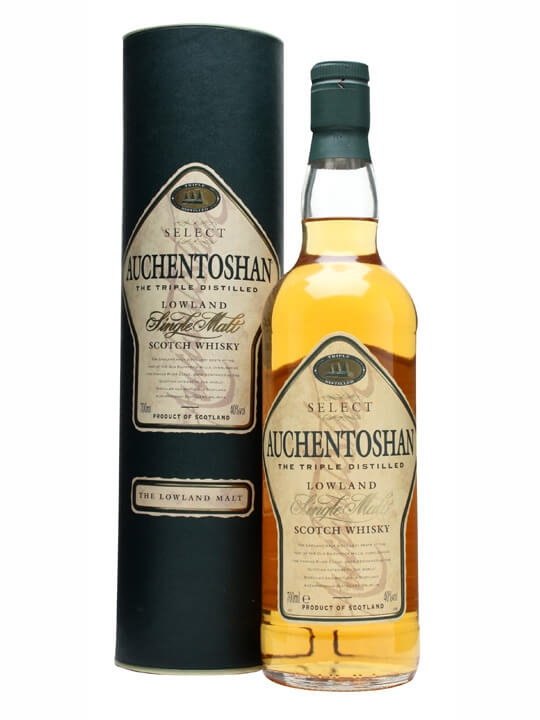 Auchentoshan Select / Bot.1990s Lowland Single Malt Scotch Whisky