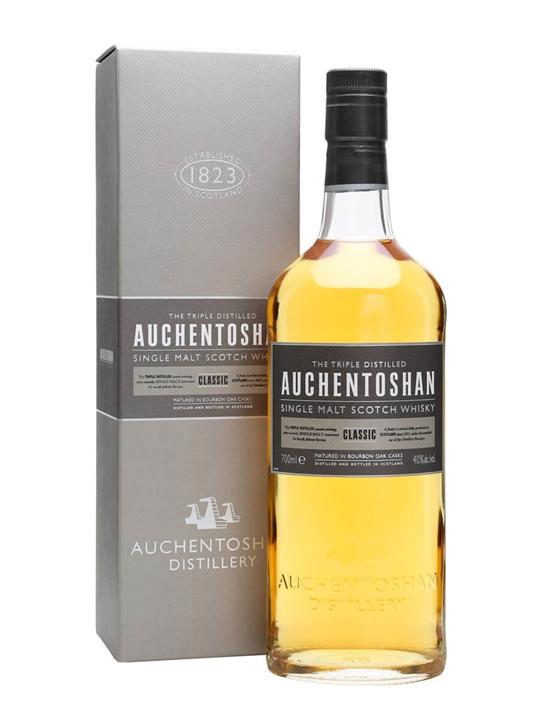 Auchentoshan Classic / Bourbon Oak Cask Lowland Whisky