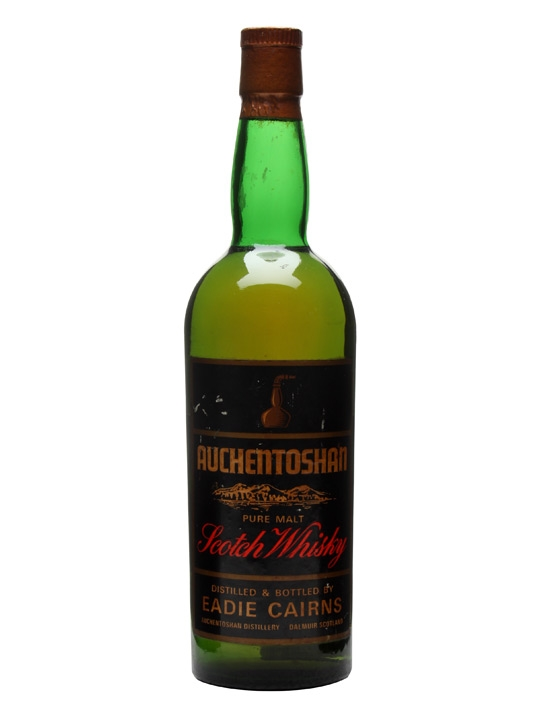 Auchentoshan Pure Malt / Bot.1970s Lowland Single Malt Scotch Whisky
