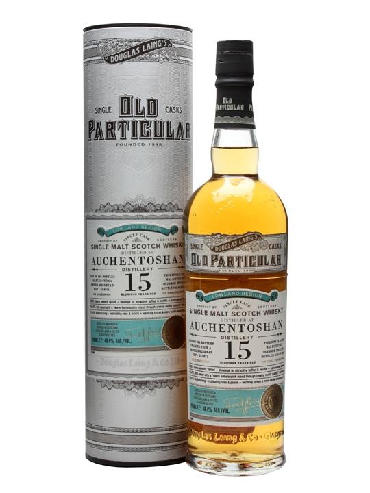 Auchentoshan 1997 / 15 Year Old / Old Particular Lowland Whisky