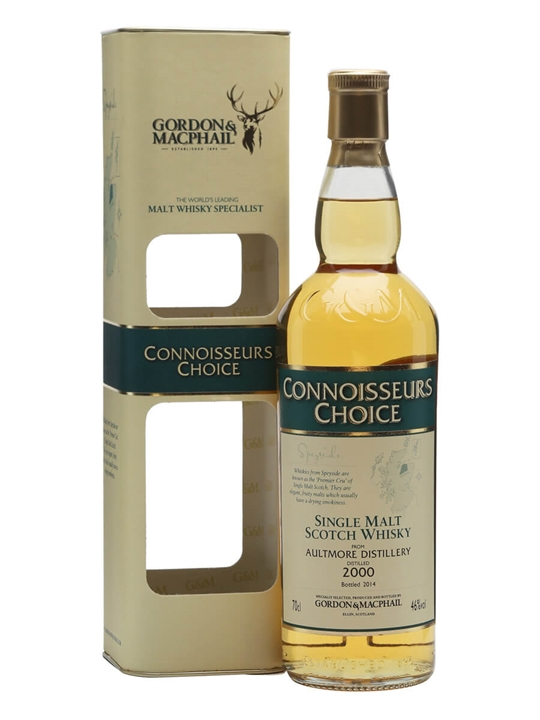 Aultmore 2000 / Bot. 2013 / Connoisseurs Choice Speyside Whisky