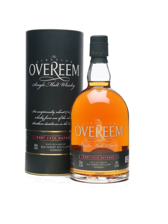 Overeem Single Malt Whisky / Port Cask #026 Australian Whisky