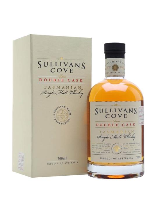 Sullivan's Cove Double Cask / American & French Oak Australian Whisky