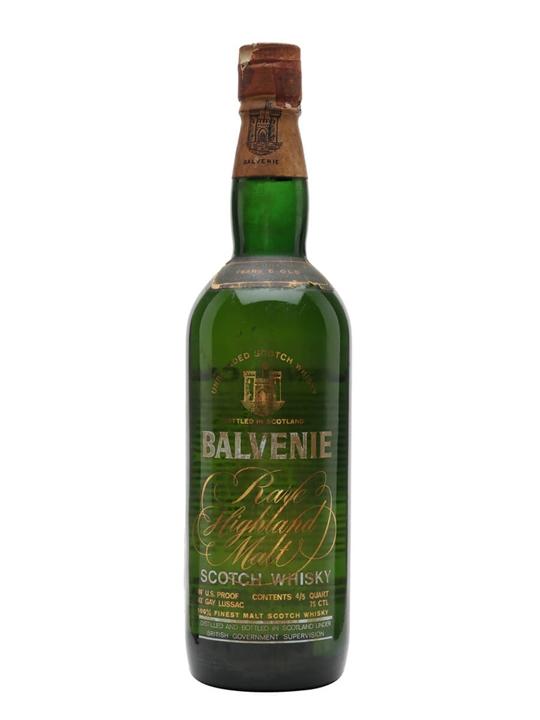Balvenie 6 Year Old Speyside Single Malt Scotch Whisky