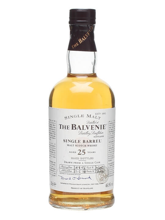 Balvenie 1978 / 25 Year Old / Single Barrel Speyside Whisky